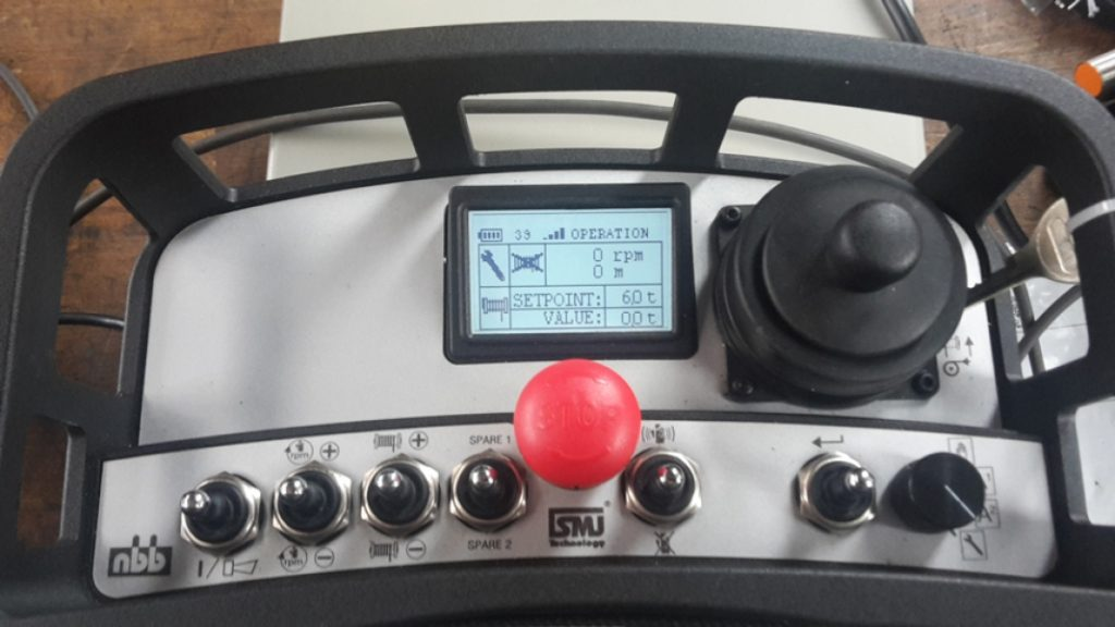 TWHF150 Remote control